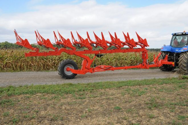 Kuhn Multi-Leader